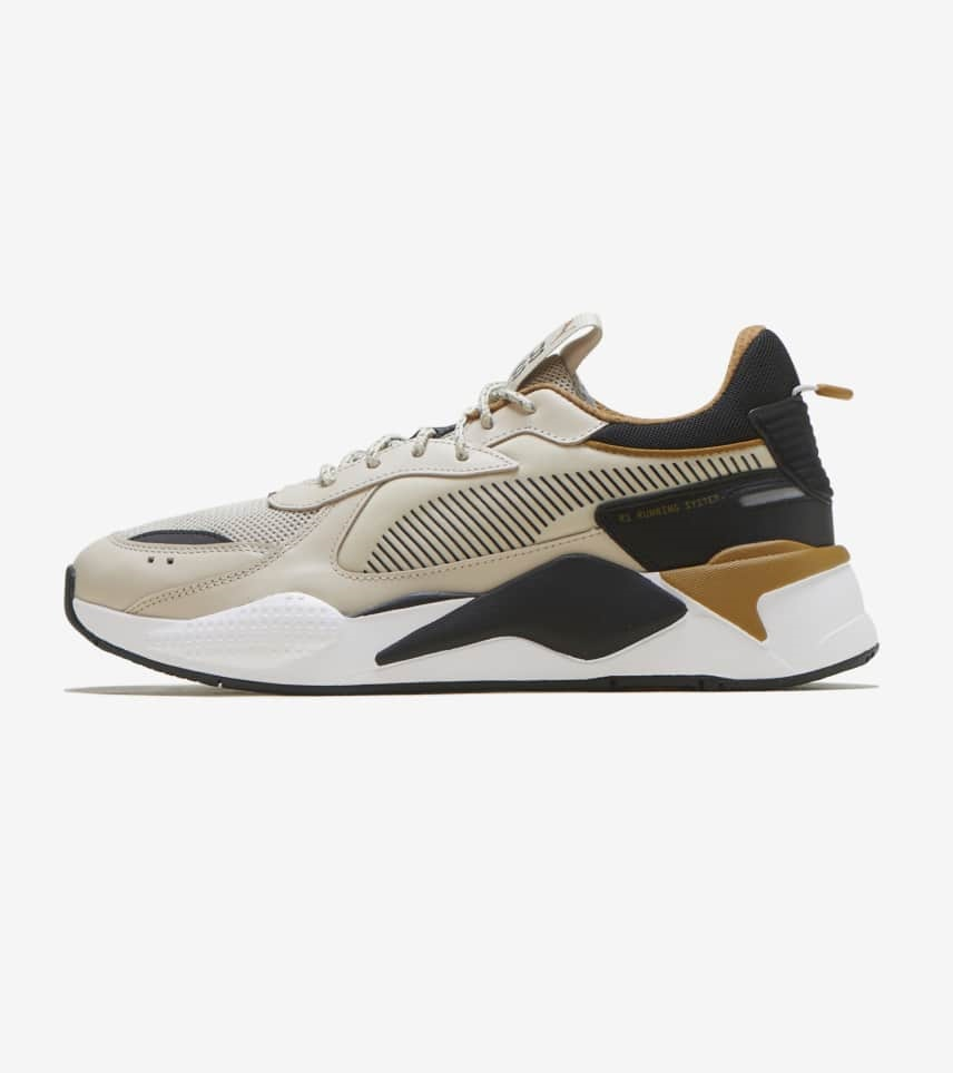 Puma Rs-X Core - Beige/Black & Navy/Red