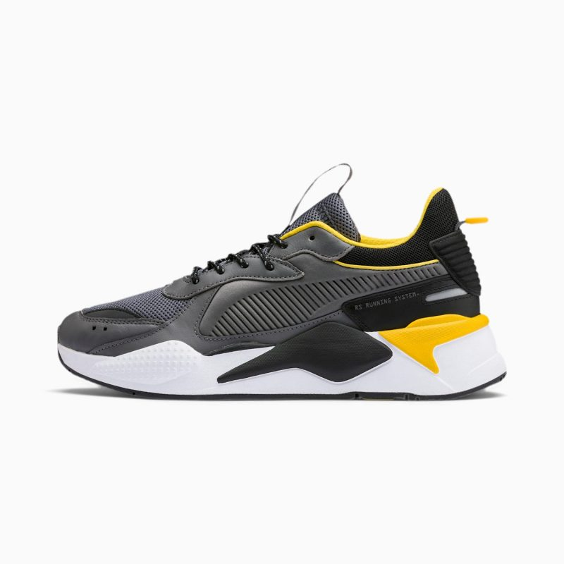 Puma RS-X Core - CASTLEROCK-Black