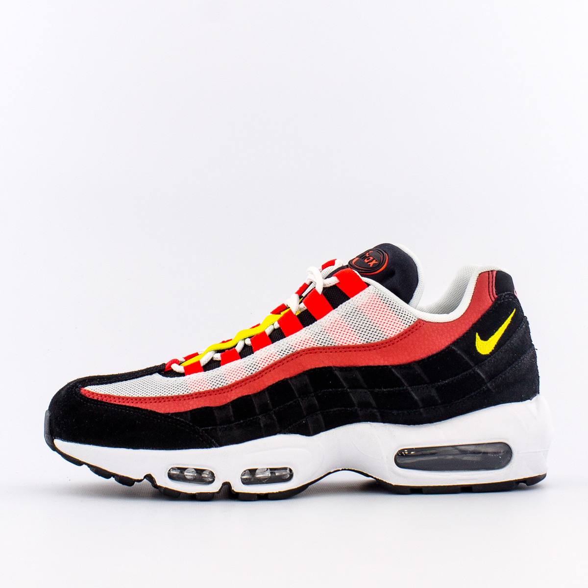 Nike Air Max 95 Black Red Yellow The Hypeless